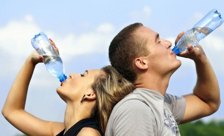 boire d'eau