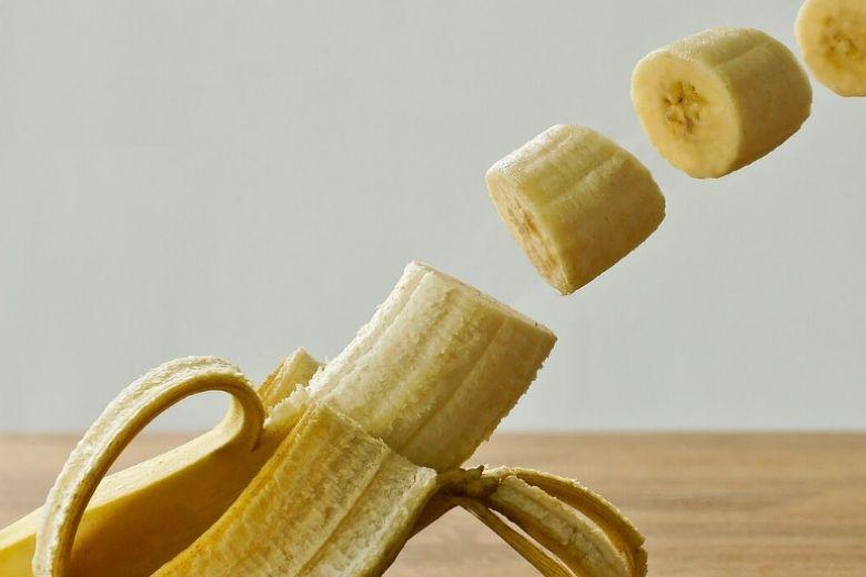 corps deux bananes par jour