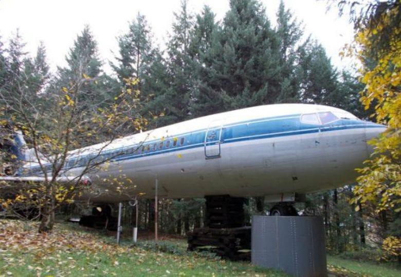 avion maison