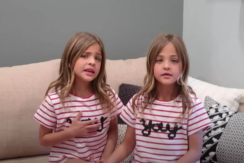 plus belles jumelles