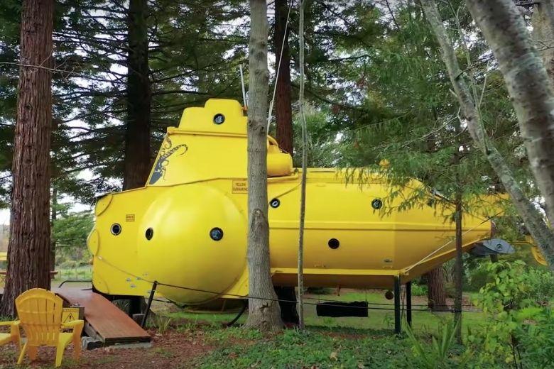 maison sous-marin