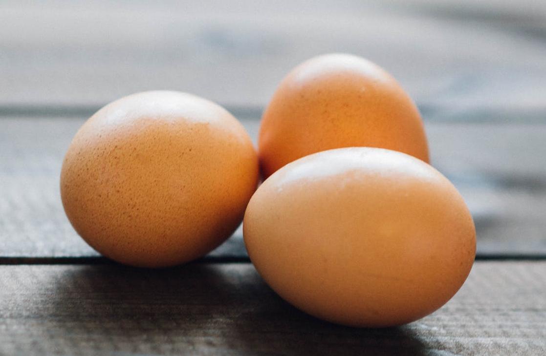 œuf par jour